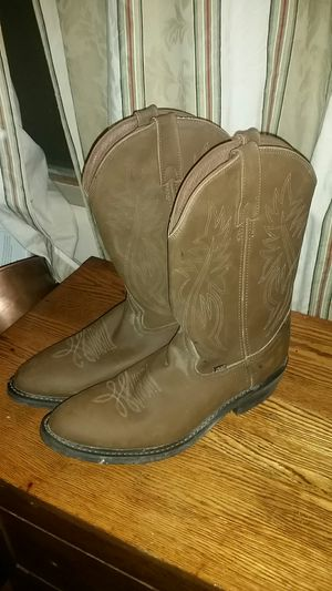 Justin Size 13 Men's Boots for Sale in US