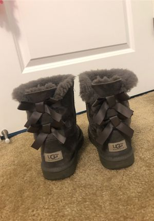 Ugg boots grey for Sale in Boca Raton, FL