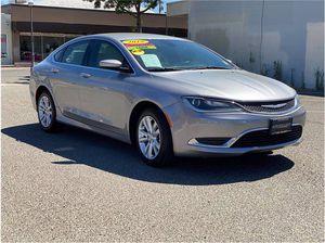 2015 Chrysler 200 for Sale in Merced, CA