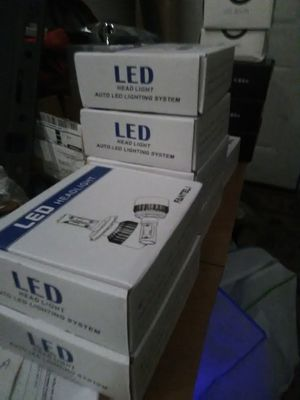 LED Headlights Plug@Play All Cars Factory conversion for Sale in Auburn, WA