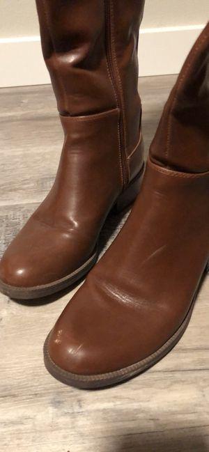 Women's brown boots for Sale in Redmond, WA