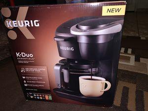 K-duo coffee maker for Sale in Phoenix, AZ