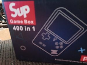 Sup Game box over 300 games for Sale in Charlotte, NC