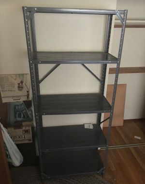 6ft Metal Storage Shelves for Sale in Castro Valley, CA