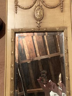 Beveled Antique Mirror for Sale in Portland,  OR