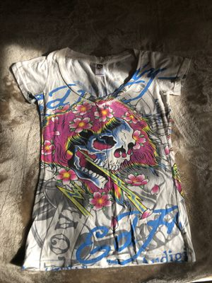 Ed Hardy T-shirt size S for Sale in Alexandria, VA