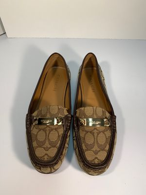 Coach Flats Loafers Womens Shoes for Sale in Glenpool, OK