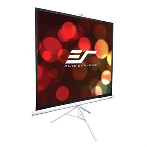 Look Here! New Other Elite Screens Tripod Series 113in. Diagonal Portable Projection Screen, White for Sale in Irving, TX