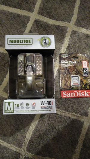 Game-Cam 18.0 Megapixel for Sale in Seattle, WA