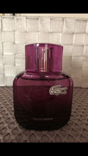 "**99% full** Lacoste ""magnetic"" perfume for Sale in Wyandotte, MI"