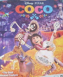 Disney Pixar Coco Blu-ray DVD for Sale in Riverside,  CA
