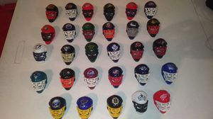 NHL mini Helmets Toy collection for Sale in Germantown, MD