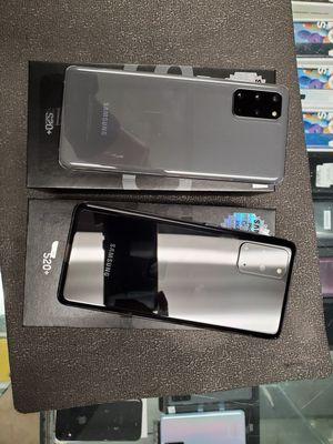 Samsung galaxy s20 plus 256gb unlock for Sale in Brooklyn, NY