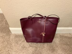 Kate Spade purple tote for Sale in Castle Rock, CO