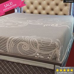 **BIG SALE** King Mattress Premium Memory Foam MMEK for Sale in La Palma,  CA