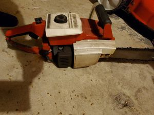 Vintage craftsman chainsaw for Sale, used