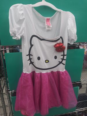 Hello Kitty costume dress for Sale in San Bernardino, CA