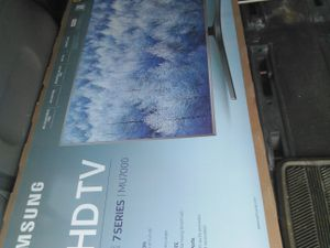 """Samsung 49"""" UHD 4K TV for Sale in Raleigh, NC"""