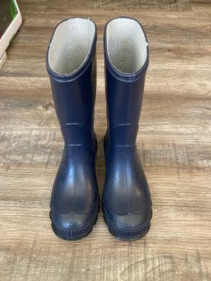 Kamik rain boots size 1 like new for Sale in Alexandria, VA