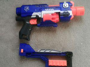 Nerf gun n strike STOCKADE for Sale in San Tan Valley, AZ