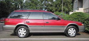 1996 Subaru Legacy Outback AWD 2.2 liter Five speed for Sale in Seattle, WA
