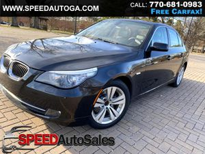 2009 BMW 5-Series for Sale in Union City, GA