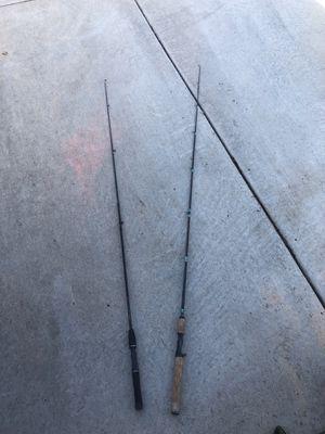 Shakespeare fishing rods for Sale in Coronado, CA