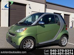 2011 smart fortwo for Sale in Fredericksburg, VA
