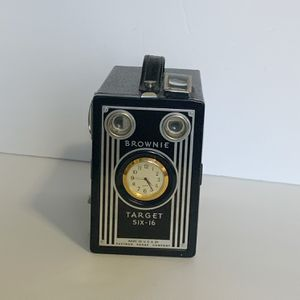 Vintage Camera Clock for Sale in Cambridge, MA