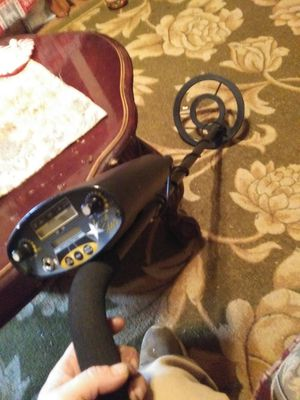 Lone Star metaldetector for Sale in White Hall, AR