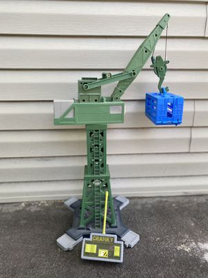 Remote Controlled Cranky the Crane from Thomas the Train for Sale in Chattanooga, TN