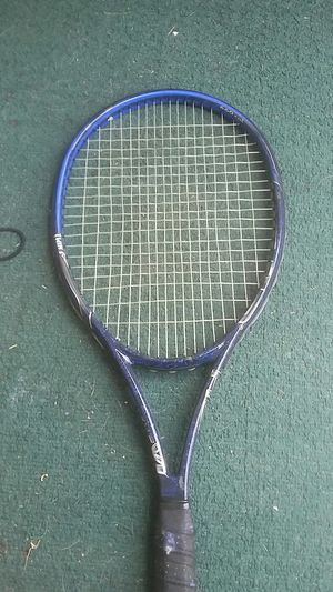 Head brand extreme competition twin tube tennis racket. for Sale in Seattle, WA