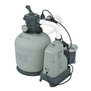 Intex Krystal Clear 2650 GPH Saltwater System & Sand Filter Pump Pool Set Parts for Sale in Houston, TX