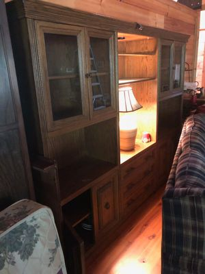 Large wall unit for Sale in Tullahoma, TN