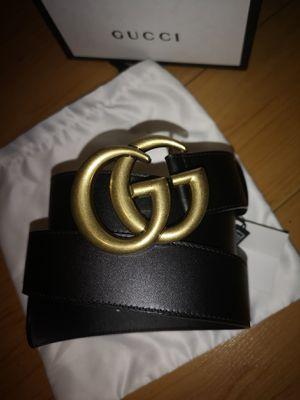 Gucci Belt size 32 - 34 for Sale in San Gabriel, CA