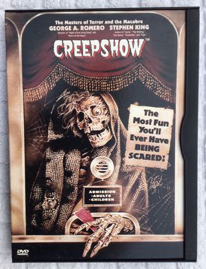 Creepshow DVD for Sale in Fresno, CA