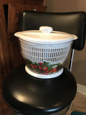 Kitchen aid salad and fruit spinner new for Sale in Harker Heights, TX