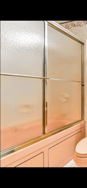 Glass shower sliding door for Sale in Pittsburgh, PA