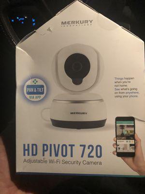 Adjustable WiFi Camera for Sale in Herndon, VA