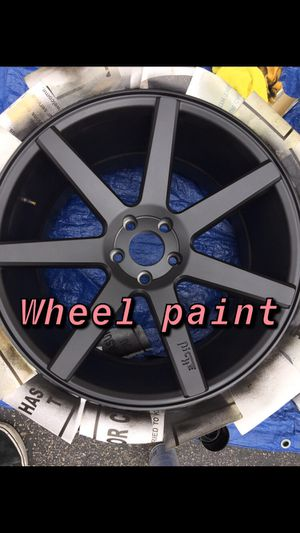 Wheel paint for Sale in Lake Forest, CA