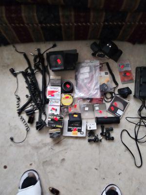 Camera equipment for Sale in San Antonio, TX