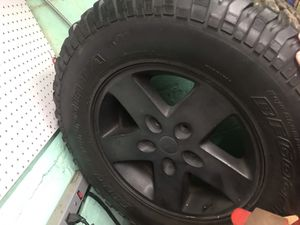 Jeep wheels for Sale in Dundalk, MD