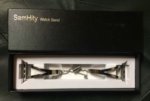 Stainless Steel Watch Band for Apple Watch - Brand New for Sale in Hudson, FL
