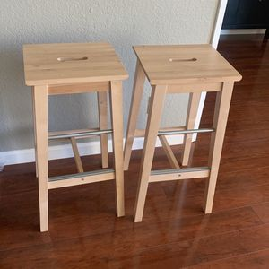 Wooden Bar Stools for Sale in Vallejo, CA