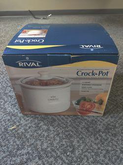Rival crock Pot for Sale in Bremerton,  WA