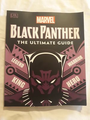 Marvel Black Panther The Ultimate Guide for Sale in Hartford, CT