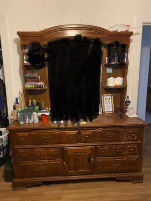 Antique Dresser for Sale in Chesapeake, VA