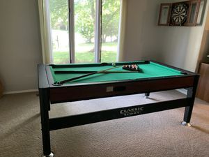 Pool table/ ice hockey table for Sale in Wichita, KS