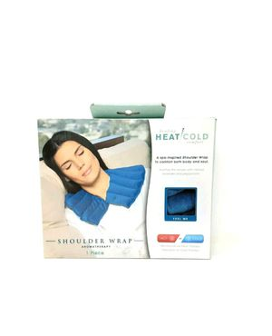 Shoulder Wrap Aromatherapy Healing Heat Or Cold Comfort Freezer Or Microwave New for Sale in Lemon Grove, CA