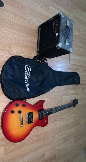 Silvertone guitar for Sale in Pasco, WA